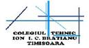 Colegiul Tehnic Ion I.C. Bratianu TIMISOARA