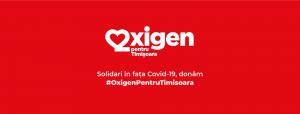 Oxigen pentru Timisoara