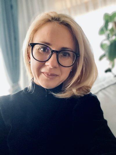 Roxana Grunberg image